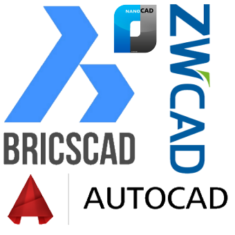 Plugins development for AutoCAD, ZWCAD, BricsCAD, customisation, add-ons, software for CAD Systems